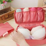 Waterproof Lingerie Organizer Bag