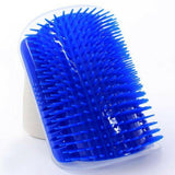 Self-Grooming Comb & Massage Brush with Catnip