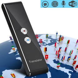 Multi-Language Smart Voice Translator
