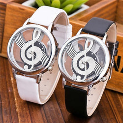 Musical Note Watch