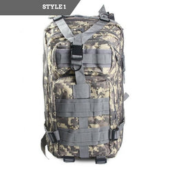 30L MOLLE Outdoor Military Backpack