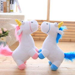 Plush Unicorn Horse Toy