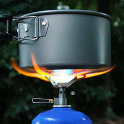 Foldable Mini Camping Burner Stove