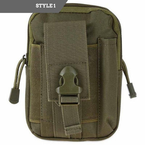 MOLLE Outdoor Military Pouch