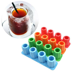 Shot Glass Ice Mold Tray