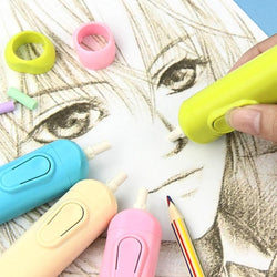 Automatic Pencil Eraser