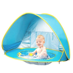 UV-Safe Baby Tent Pool
