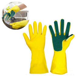 Amazing Sponge Kitchen Gloves