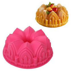 Cathedral Bundt Cake Mold