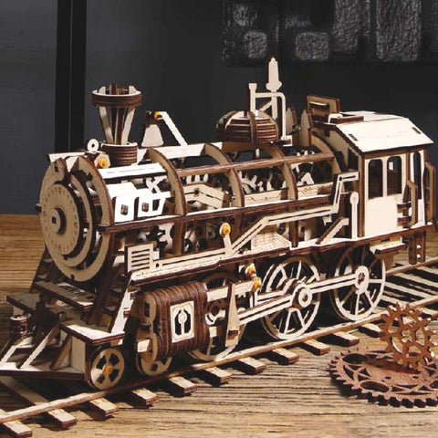 Mechanical Train