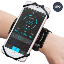 Rotating Phone Wristband