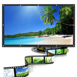 72-inch Projector Screen