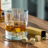 Dice Whiskey Stones Cooler