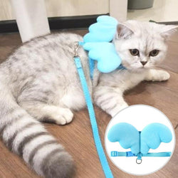Angel Wings Pet Leash