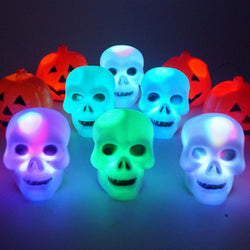 Skull LED Changing Lights