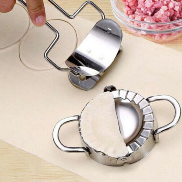 Dumpling Maker Cutter & Mold Set