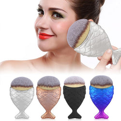 FREE Shipping - Mermaid Professional Makeup Brush