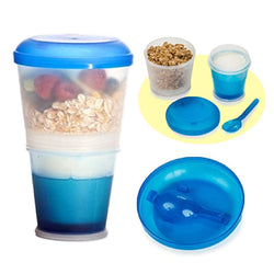2-in-1 To Go Cereal Cup