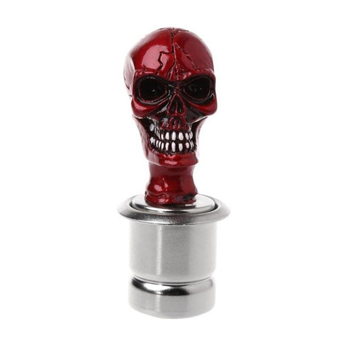 Skull Car Cigarette Lighter