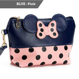 Polka & Bow Cosmetic Travel Bag