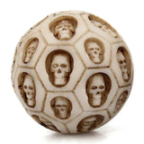 Carved Skull Relaxation Balls