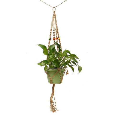 Macrame Flowerpot Lifting Rope