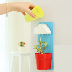 Hanging Cloud Indoor Garden Pot