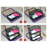 Collapsible Travel Wardrobe Rack