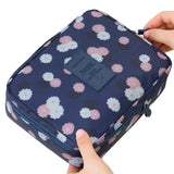 Makeup & Toiletry Multi-Function Travel Organizer