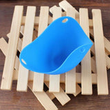 Silicone Egg Poaching Pods (4 pcs) Set