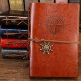 Vintage Leather Traveler's Journal