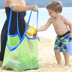 Sand Away Beach Toy Bag