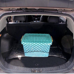 Car Trunk Multi-purpose Mesh Organizer