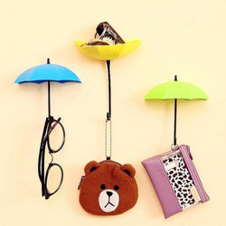 Umbrella Hook Wall Organizer (6 pcs) Set