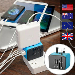 4 USB Ultimate Travel Adapter