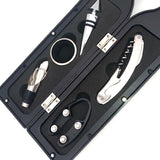 Wine Bottle Corkscrew & Accessory Set