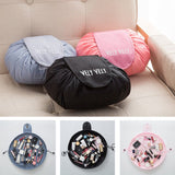 Drawstring Cosmetic Pouch