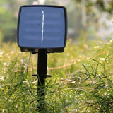 Waterproof Solar 200 LED String Lights