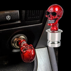 FREE Shipping - Skull Car Cigarette Lighter