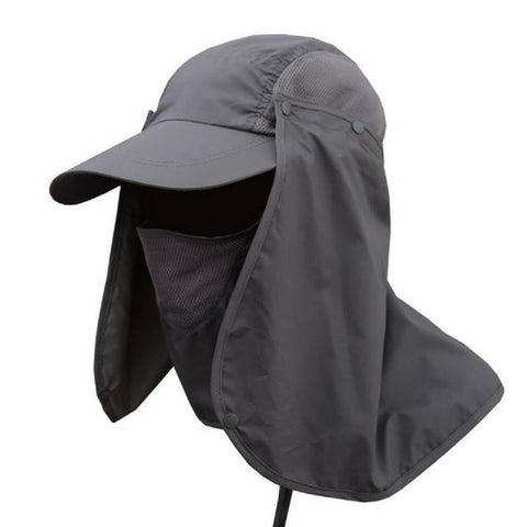Face & Neck UV Protection Hat