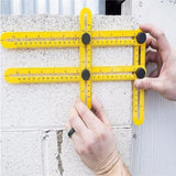 FREE Shipping - Multi-angle Ruler Template Tool
