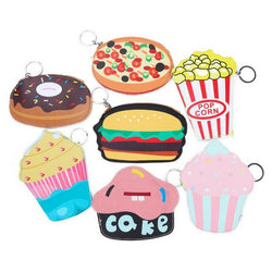 Cute Novelty Food Coin Purse
