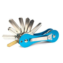Aluminium Alloy Pocket Key Organizer
