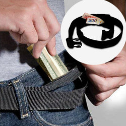 Anti-theft Secret Pocket Belt