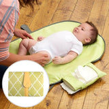 Baby Changing Mat Clutch Bag