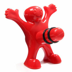 Funky Man Wine Opener & Bottle Stopper
