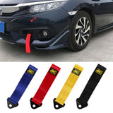 Car Bumper Towing Strap