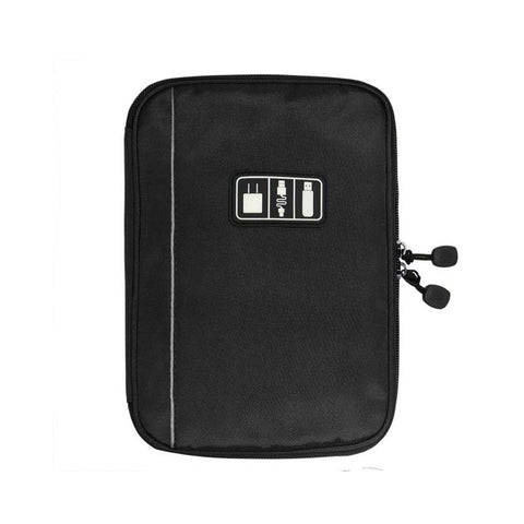 Multiple Large Pocket Digital Travel Bag