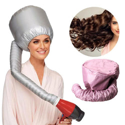 Easy-Use Hair Treatment Thermal Cap