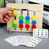 Colors & Fruits Montessori Toy for Cognitive Development